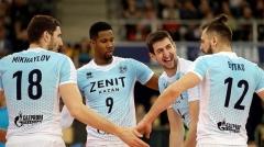 Новости Спорт - Волейболисты казанского «Зенита» вышли в финал Клубного чемпионата мира