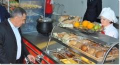 Новости  - Спортсмены Универсиады в Казани съедят 800 тонн еды