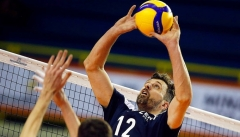 Новости  - Казанские волейболисты проиграли бразильскому «Сада Крузейро»