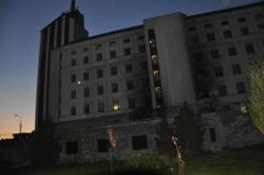 Новости  - В здании «Татэнерго» горела подсобка рабочих