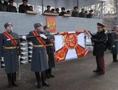 Новости  - В Казанском высшем военном командном училище представлен новый директор