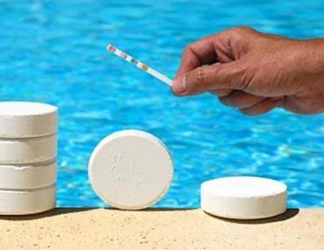 Способы дезинфекции воды в бассейне