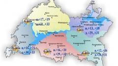 Новости Погода - 23 июня в Казани и по Татарстан воздух прогреется до +28..+33º