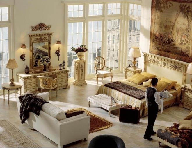 Итальянские производители мебели порадовали роскошными новинками