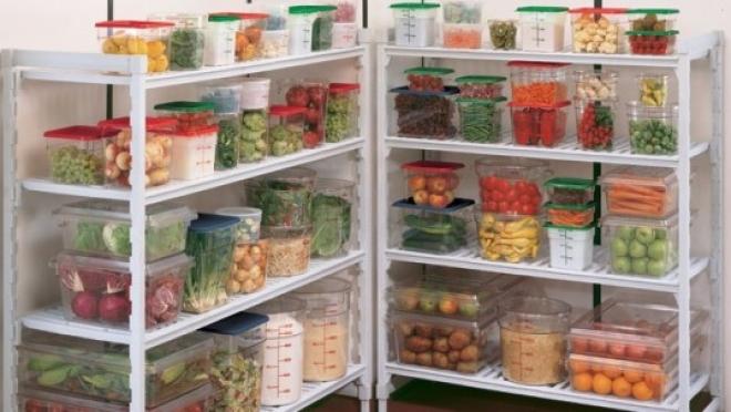 Секреты правильного хранения продуктов