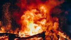 Новости  - За прошедший месяц в Татарстане зарегистрировано 546 пожаров