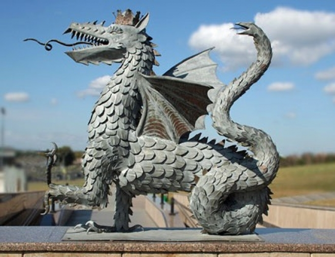 Американские ученые обнаружили останки прототипа татарского дракона Зиланта