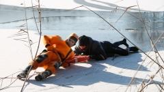 Новости  - На Казанке чуть не утонул молодой мужчина