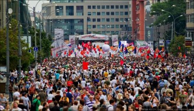 Вопрос об эффективности уличных акций расколол казанских экспертов