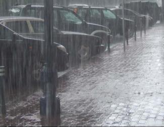 В Татарстане прогнозируют дожди, сильный ветер и ночные заморозки