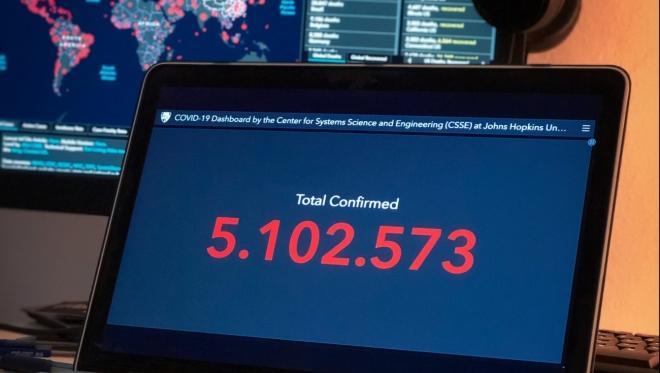На сегодня по стране выявлено 9 088 новых случаев коронавируса