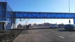 Новости Транспорт - На трассе М-7 установили противоослепляющие экраны