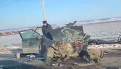 Новости  - На автодороге Набережные Челны — поселок Новый произошло серьезное ДТП