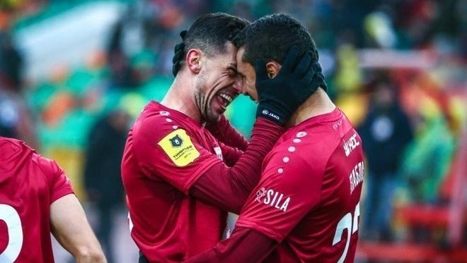 «Рубин» обыграл тульский «Арсенал»