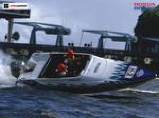 гонки на мощных лодках