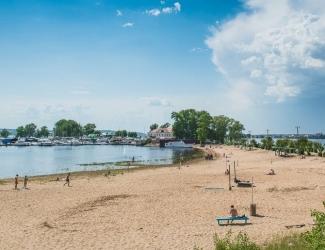 В Казани планируют построить вертолётную площадку возле пляжа «Локомотив»