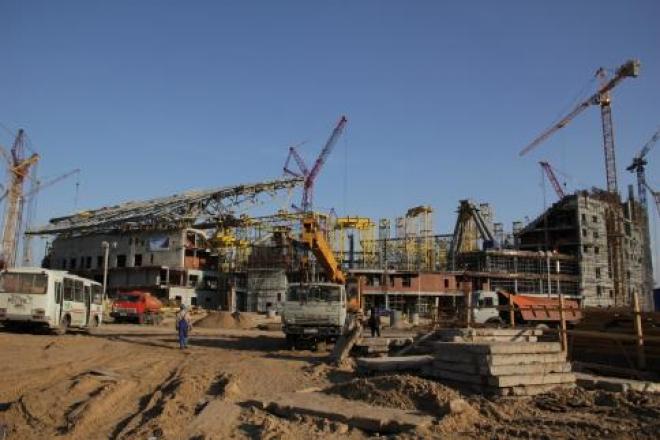Рабочие из Чувашии похитили дорогие инструменты с казанского стадиона