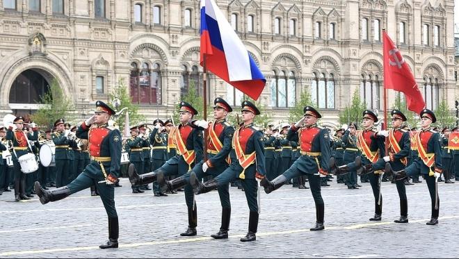 Парад Победы состоится 24 июня