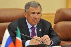 Новости  - Президент Татарстана примет участие в инвестиционном форуме