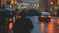 Новости  - Сегодня ожидается небольшой дождь днём