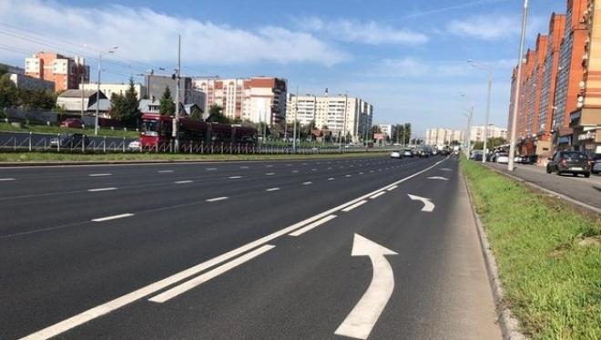 Новости  - Проспект Победы в Казани теперь отремонтирован