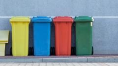 В следующем году в сотнях казанских дворов введут раздельную систему сбора мусора