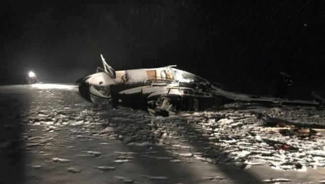 Вертолет с депутатом Госдумы Айратом Хайруллиным потерпел крушение