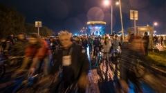"""Новости Спорт - В этом году ежегодной """"Велоночи"""" не будет"""