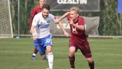 Казанский «Рубин» проиграл вматче«Оренбургу»