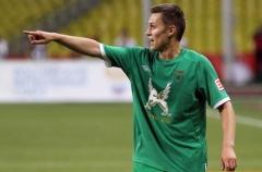Новости  - Футбол: Рязанцев может сыграть за сборную России против Португалии