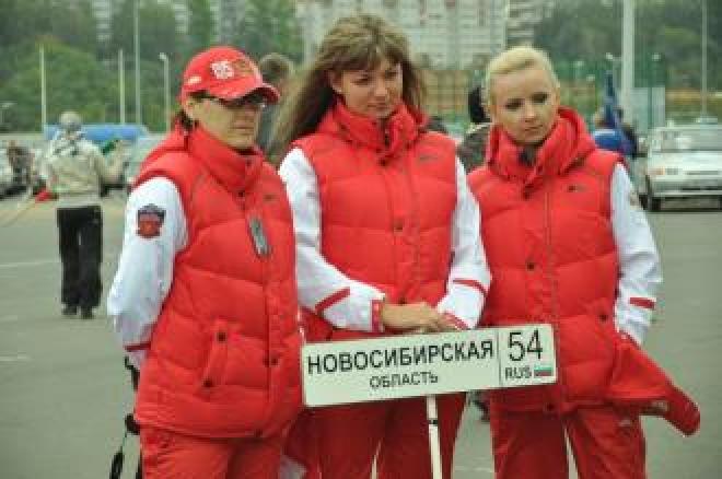 Новости  - Татарстанские автоледи докатились до российского финала (ФОТО)