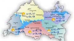 Новости Погода - 19 июля температура воздуха поднимется до 30 градусов