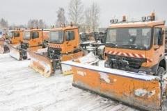 Новости  - В Казани после первого сильного снегопада на уборку вышло 194 машины