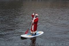 Новости  - «Зажигать» главную ёлку Казани будет Дед Мороз с веслом