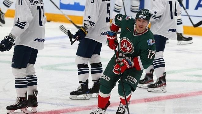 Новости  - «Ак Барс» обыграл очередного соперника со счётом 2:0