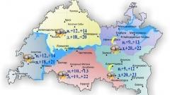 Новости  - 10 мая по республике ожидаются дожди и грозы