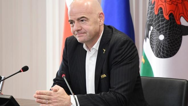 Президент ФИФА поблагодарил Казань за организацию матчей ЧМ-2018