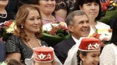 Новости  - Сегодня Рустам Минниханов вместе с супругой устраивает торжественный прием
