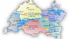 Новости Погода - Сегодня по республике ожидается до +20˚