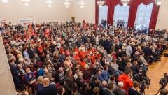 Новости Политика - Накануне кандидат в президенты России Павел Грудинин посетил Казань
