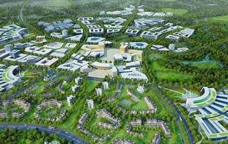 «Умный город» СМАРТ Сити Казань начнут строить в марте 2014 года
