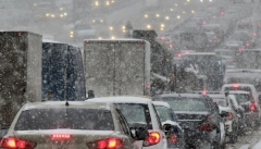 Новости  - Погодные условия стали причиной многочисленных пробок в Казани