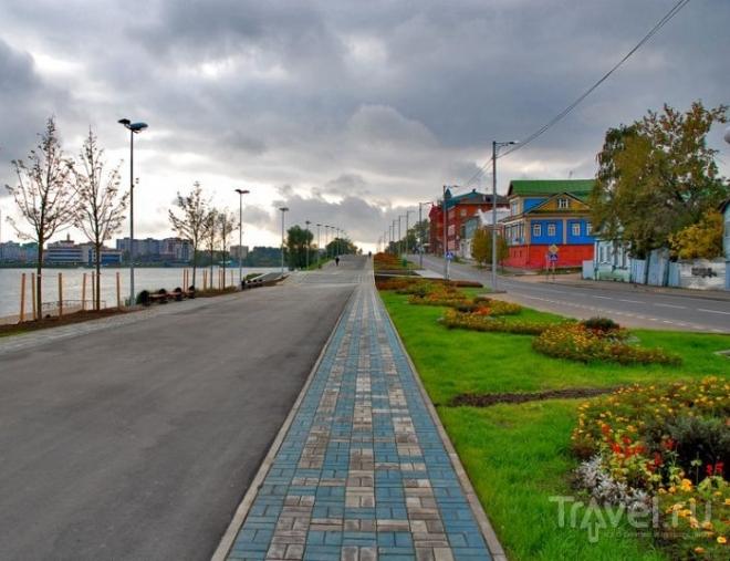 В Казани на два месяца перекроют улицу Марджани