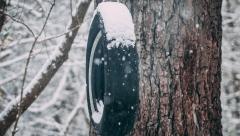 Сменить шины с летней на зимнюю сложнее всего именно казанцам