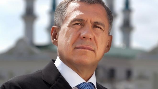 Минниханов вошёл в топ самых влиятельных политиков России