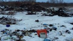 В Буинске обнаружили незаконную свалку