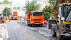 Новости  - Движение пешеходов ограничат на участке улицы Восстания