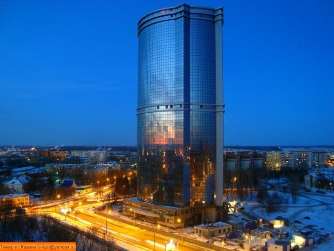 В казанском небоскрёбе «Лазурные небеса» состоится «Забег по вертикали»
