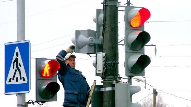 В столице Татарстана будут модернизированы светофоры на 22 млн рублей