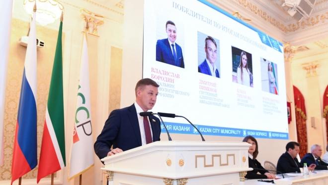 Новости  - В столице республики сформировали Молодежный парламент